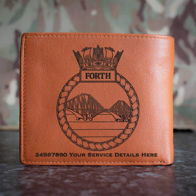 Forth Leather Wallet