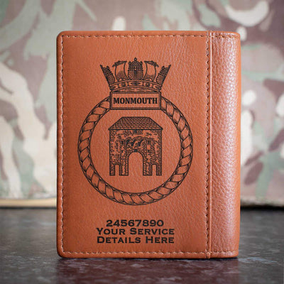 Monmouth Credit Card Wallet