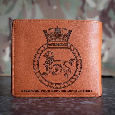 Northumberland Leather Wallet