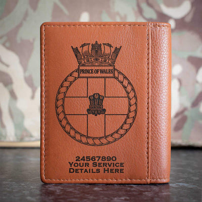 Prince of Wales Credit Card Wallet