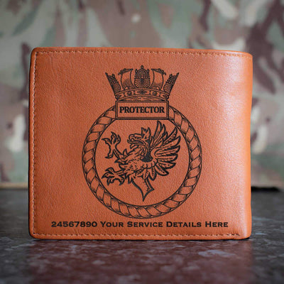 Protector Leather Wallet