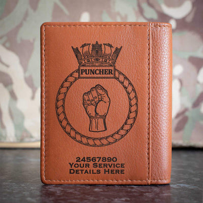 Puncher Credit Card Wallet