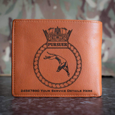 Pursuer Leather Wallet