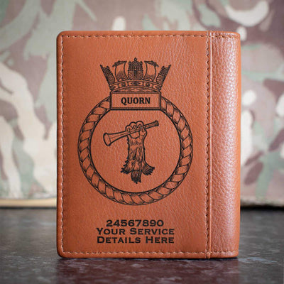 Quorn Credit Card Wallet