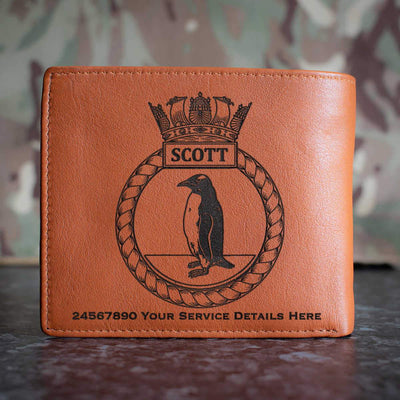 Scott Leather Wallet