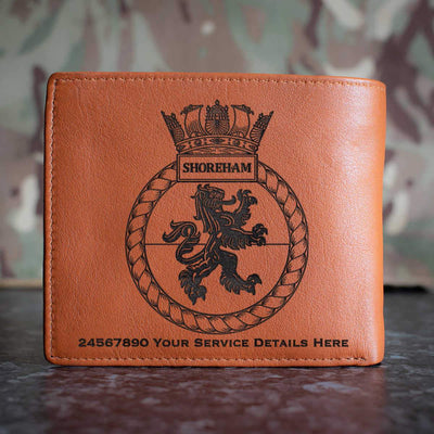 Shoreham Leather Wallet