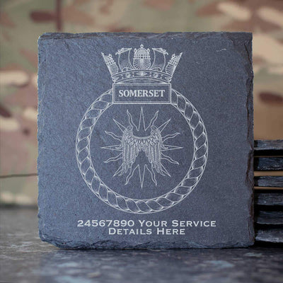 Somerset Slate Coaster