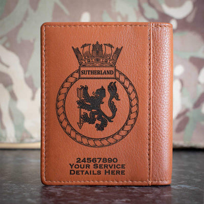 Sutherland Credit Card Wallet