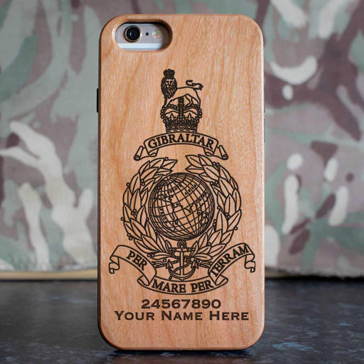 Royal Marines Globe and Laurel Phone Case
