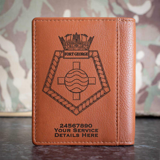 Fort George Credit Card Wallet