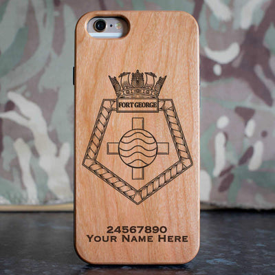 Fort George Phone Case