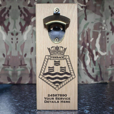 Tiderace Wall-Mounted Bottle Opener