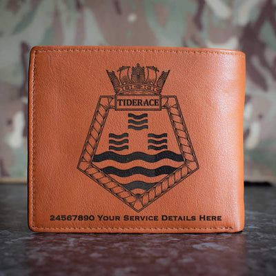 Tiderace Leather Wallet