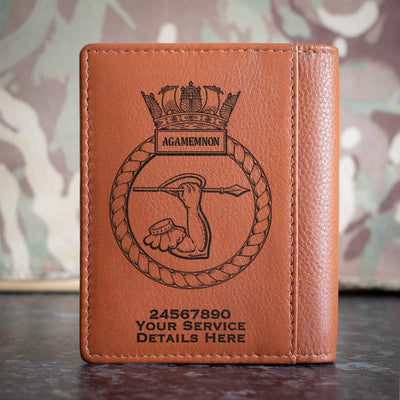 Agamemnon Credit Card Wallet