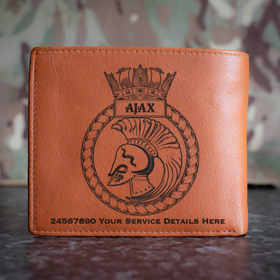 Ajax Leather Wallet