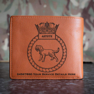 Astute Leather Wallet