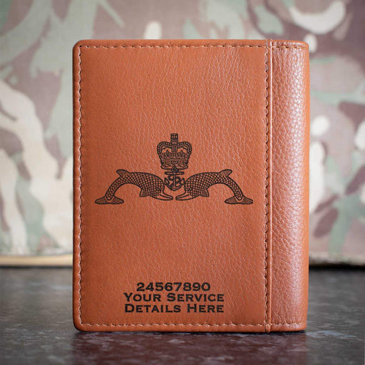 Submariners Dolphins Credit Card Wallet