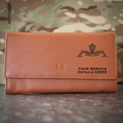 Submariners Dolphins Leather Purse