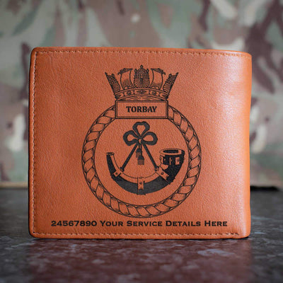 Torbay Leather Wallet