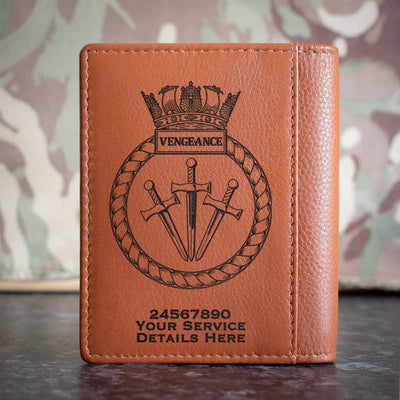 Vengeance Credit Card Wallet