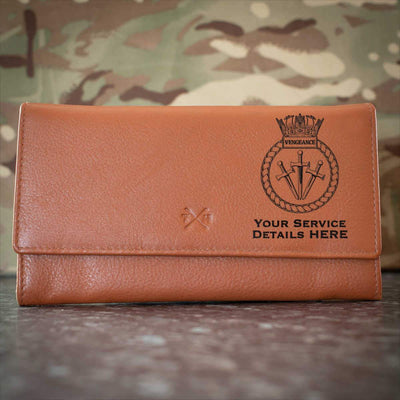 Vengeance Leather Purse