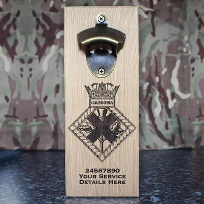 Caledonia Wall-Mounted Bottle Opener