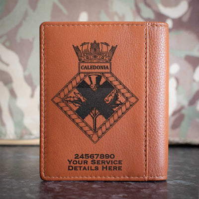 Caledonia Credit Card Wallet