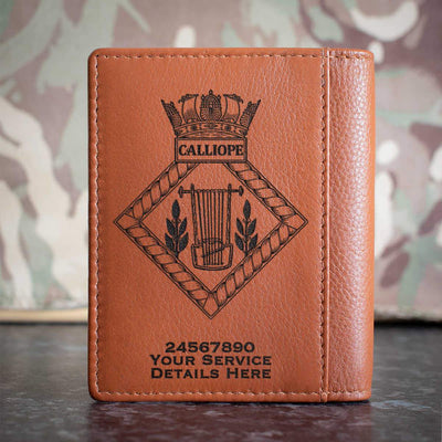 Calliope Credit Card Wallet