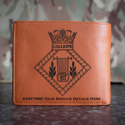 Calliope Leather Wallet