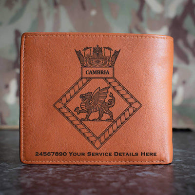 Cambria Leather Wallet