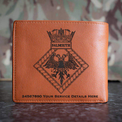 Falmouth Leather Wallet
