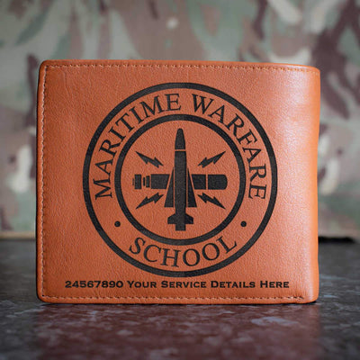 MWS Leather Wallet