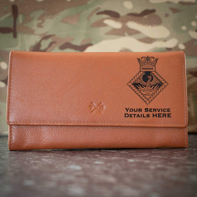 Phoenix Leather Purse