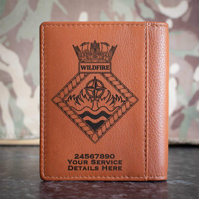 Wild Fire Credit Card Wallet