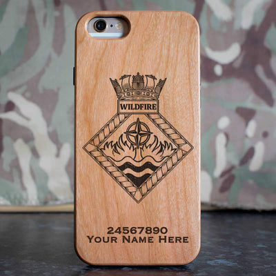 Wild Fire Phone Case