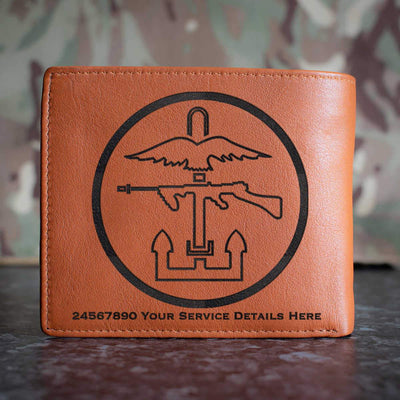 Combined Ops Leather Wallet