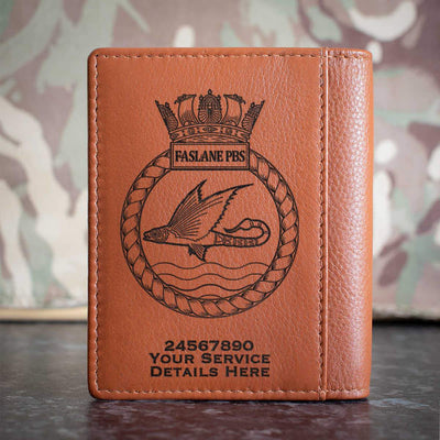 Faslane PBS Credit Card Wallet