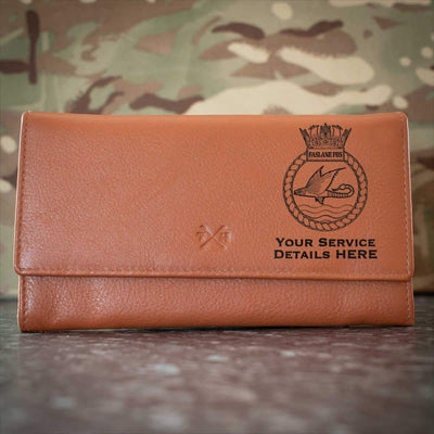 Faslane PBS Leather Purse