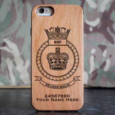 Royal Navy Police Phone Case