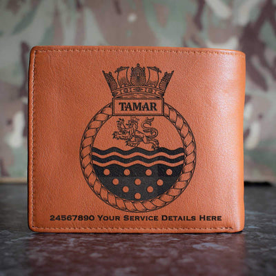 Tamar Leather Wallet