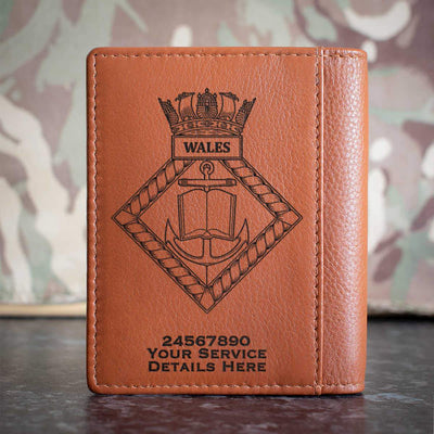 Wales Credit Card Wallet