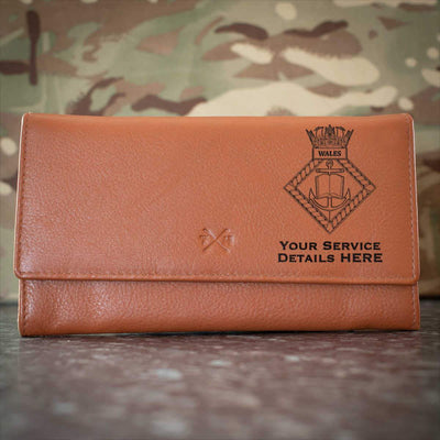 Wales Leather Purse