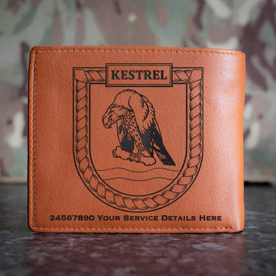 Kestrel Leather Wallet