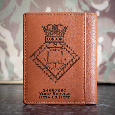 London Credit Card Wallet