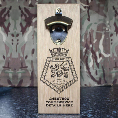 Lyme Bay Wall-Mounted Bottle Opener