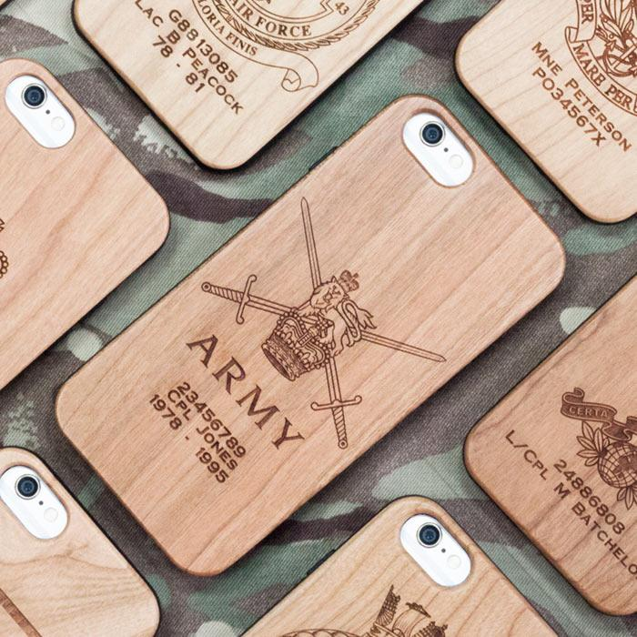North Staffordshire Regiment Phone Case (039)