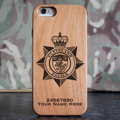Cleveland Police Phone Case