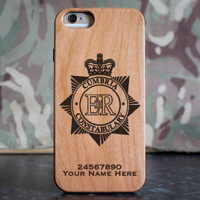 Cumbria Police Phone Case