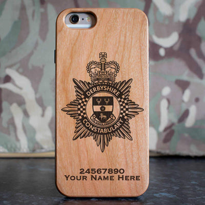 Derbyshire Constabulary Phone Case