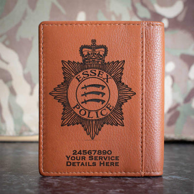 Essex Police Credit Card Wallet